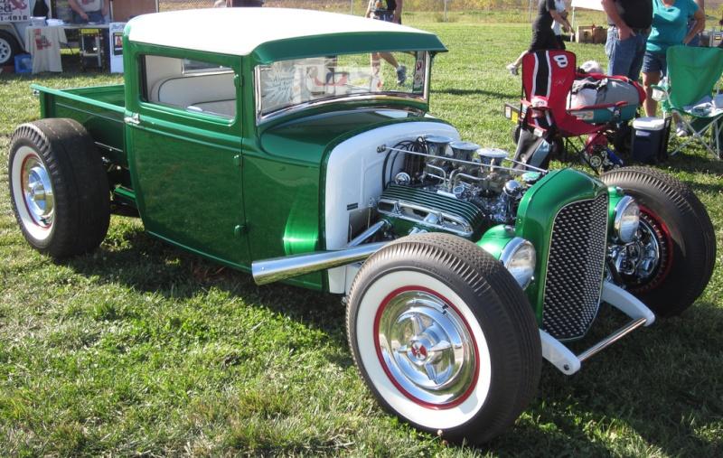 1930 Ford pickup - Jimmy Hervatin - Emerald tide 50743210