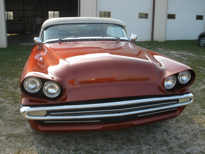 1955 Buick - John Kouw - Crusin' Customs  529