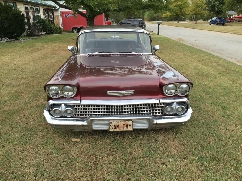 Chevy 1958 custom & mild custom - Page 6 544