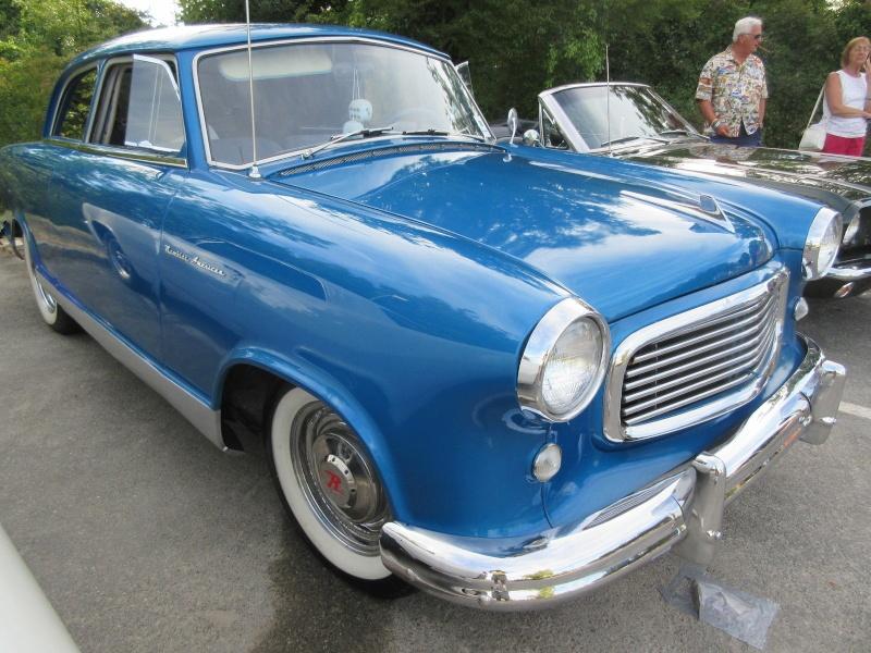 Nash et Rambler custom and mild custom 562