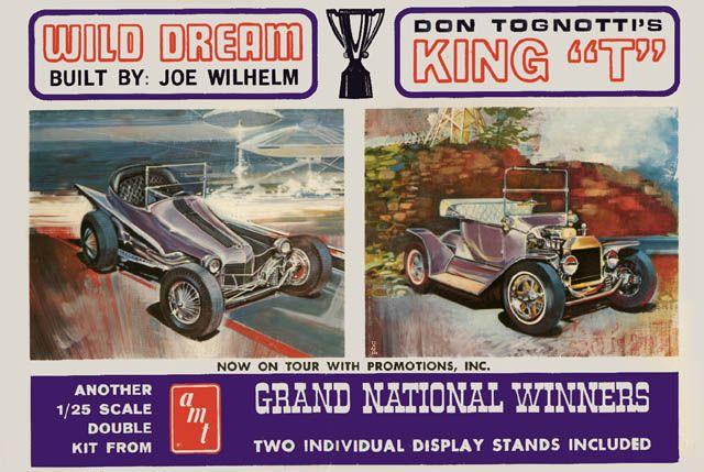 Amt - grand National Winner - Joe Wilhem's Wild Dream  - Don Tognotti's King T  57c2e810