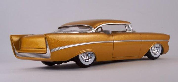 Vintage built automobile model kit survivor - Hot rod et Custom car maquettes montées anciennes - Page 2 58573_13