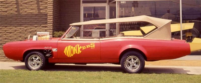 Monkeesmobile - Dean Jeffries , George Barris 61181_12