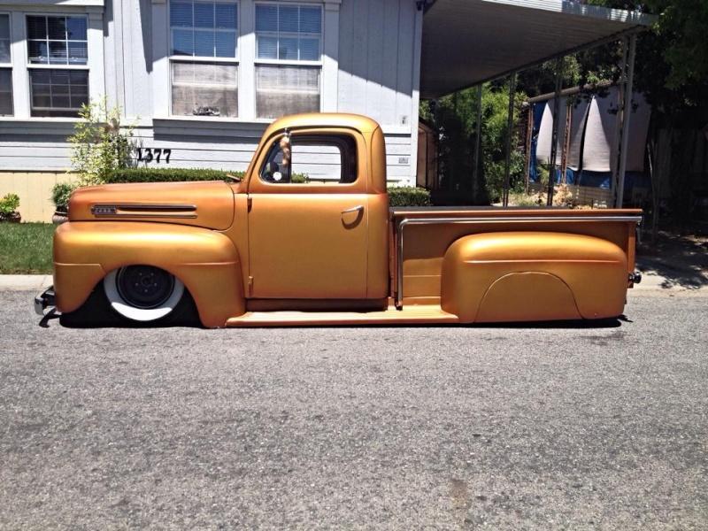 Ford¨Pick up 1948 - 1951 custom & mild custom - Page 2 62f09a10