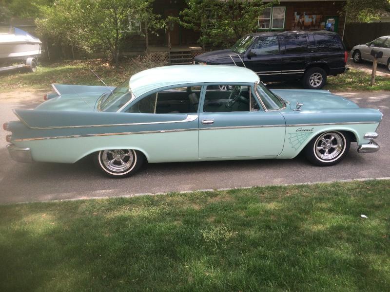 Dodge 1957 , 1958 & 1959 custom & mild custom 646
