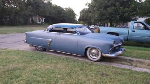 Ford 1952 - 1954 custom & mild custom - Page 9 657