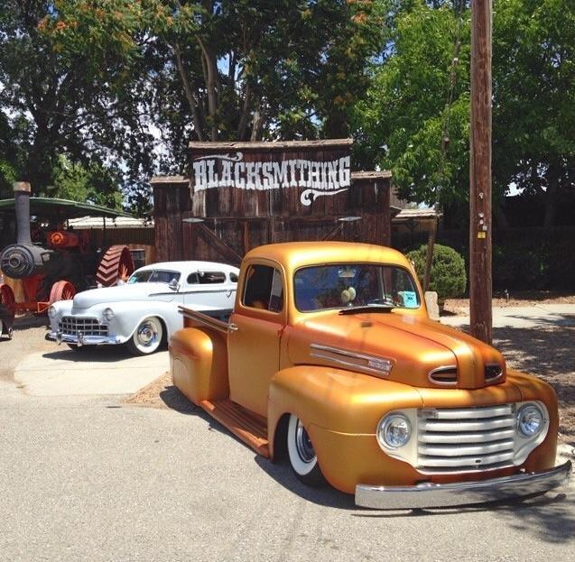 Ford¨Pick up 1948 - 1951 custom & mild custom - Page 2 6aeb9410