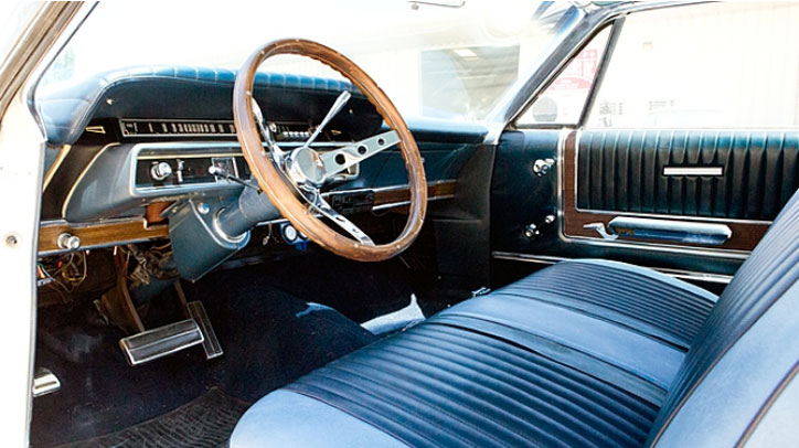Ford 1965 - 67 custom & mild custom 720