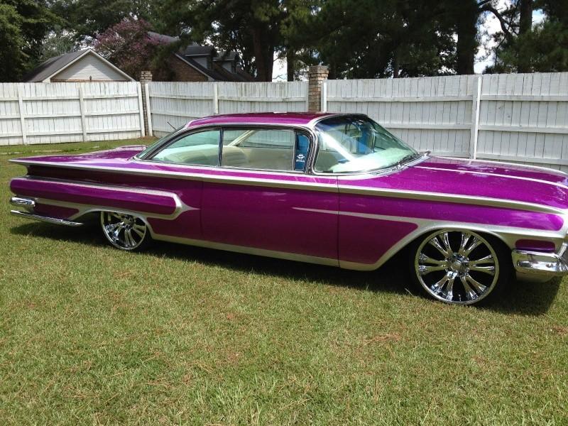 Chevy 1960 custom & mild custom - Page 5 731