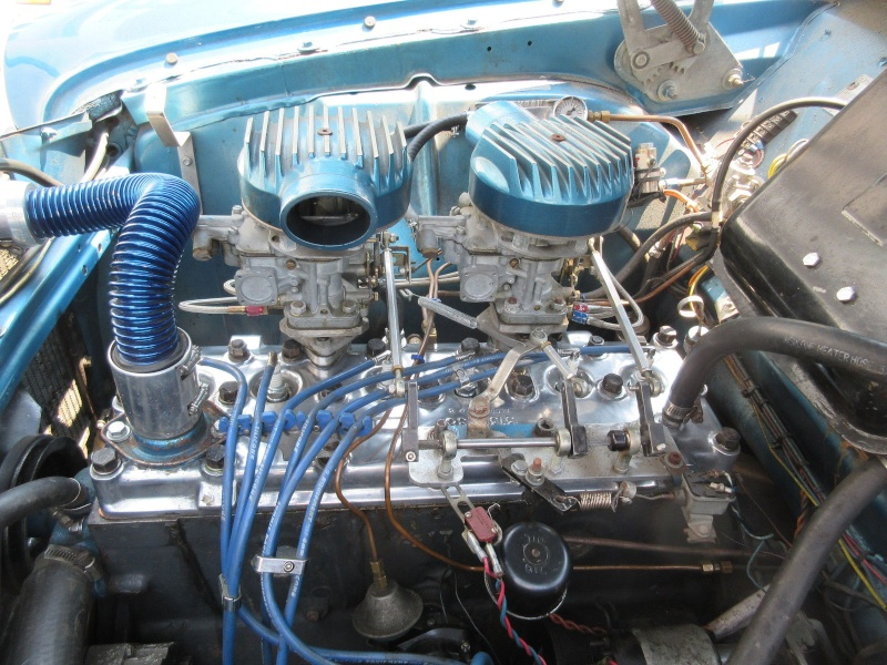 Nash et Rambler custom and mild custom 741