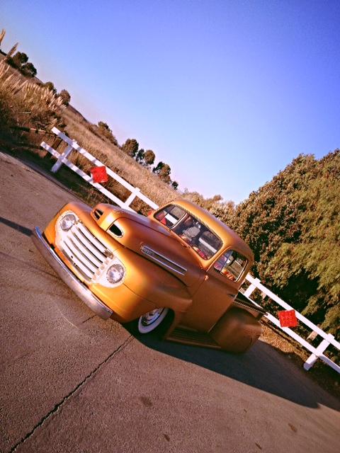 Ford¨Pick up 1948 - 1951 custom & mild custom - Page 2 7b51b410