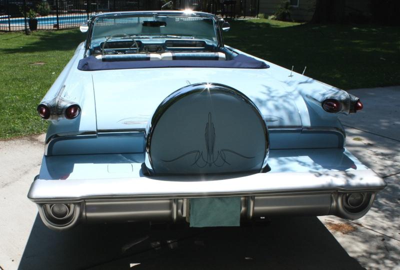 Oldsmobile 1958 - 1960 custom & mild custom 814