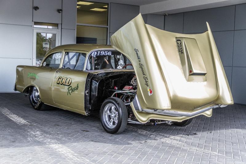 1956 Chevy Gasser 816