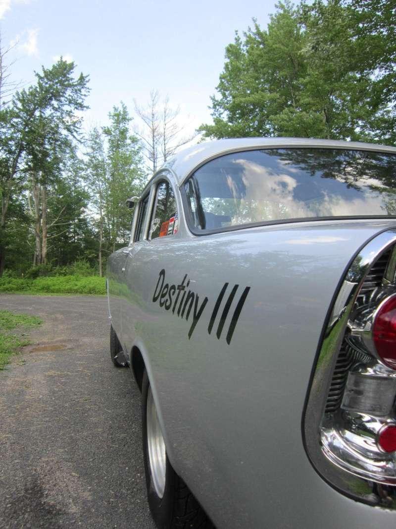 1956 Chevy Gasser 827