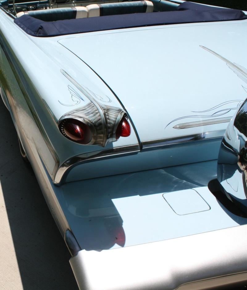 Oldsmobile 1958 - 1960 custom & mild custom 914