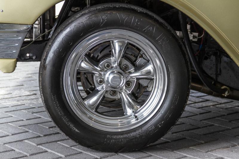1956 Chevy Gasser 916