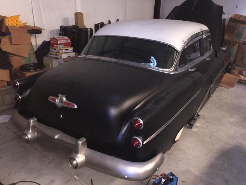 Buick 1950 -  1954 custom and mild custom galerie - Page 7 919