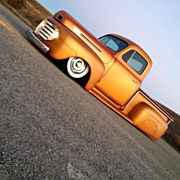 Ford¨Pick up 1948 - 1951 custom & mild custom - Page 2 92262b10
