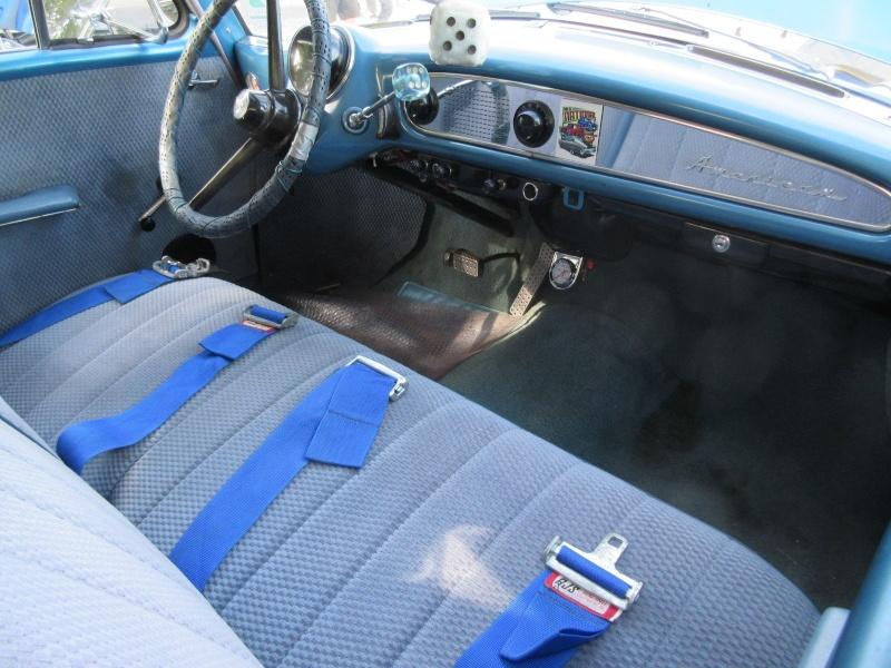 Nash et Rambler custom and mild custom 934