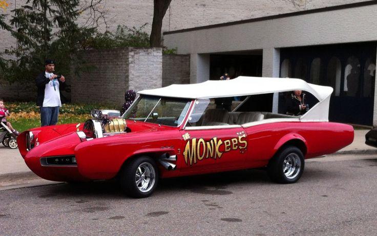 Monkeesmobile - Dean Jeffries , George Barris Big_th10