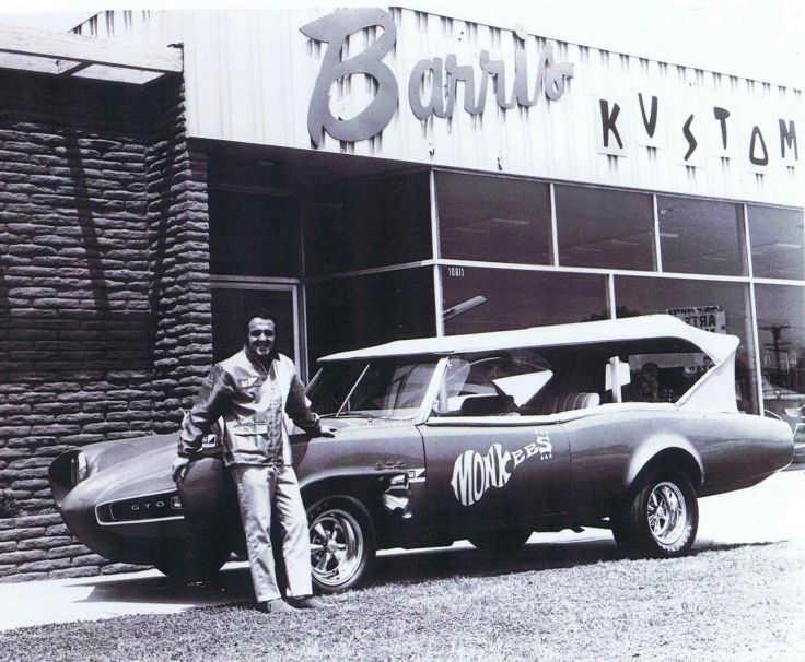 Monkeesmobile - Dean Jeffries , George Barris Big_th11