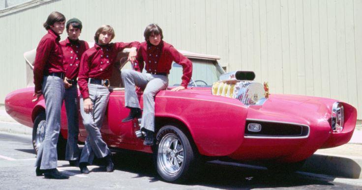 Monkeesmobile - Dean Jeffries , George Barris Big_th13