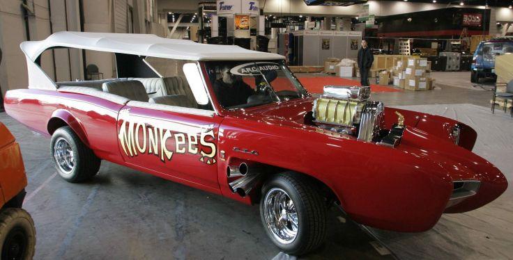 Monkeesmobile - Dean Jeffries , George Barris Big_th14