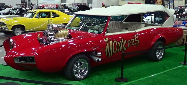 Monkeesmobile - Dean Jeffries , George Barris Big_th15
