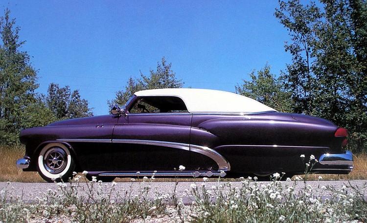 1951 Buick - Ray Bozarth - Plum Wild - Merle Berg Buick011