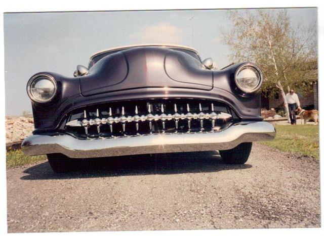 1951 Buick - Ray Bozarth - Plum Wild - Merle Berg Built113