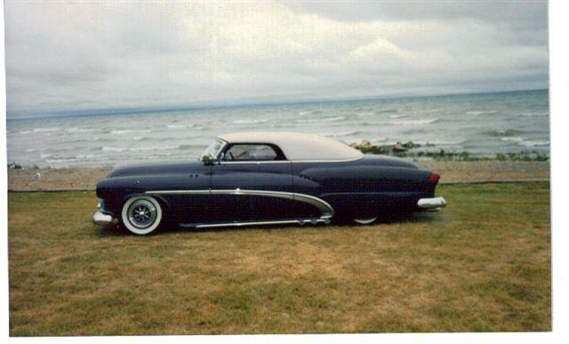 1951 Buick - Ray Bozarth - Plum Wild - Merle Berg Built114