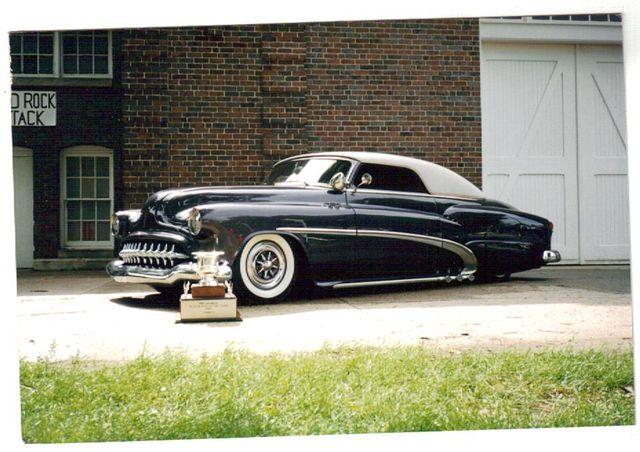 1951 Buick - Ray Bozarth - Plum Wild - Merle Berg Built119