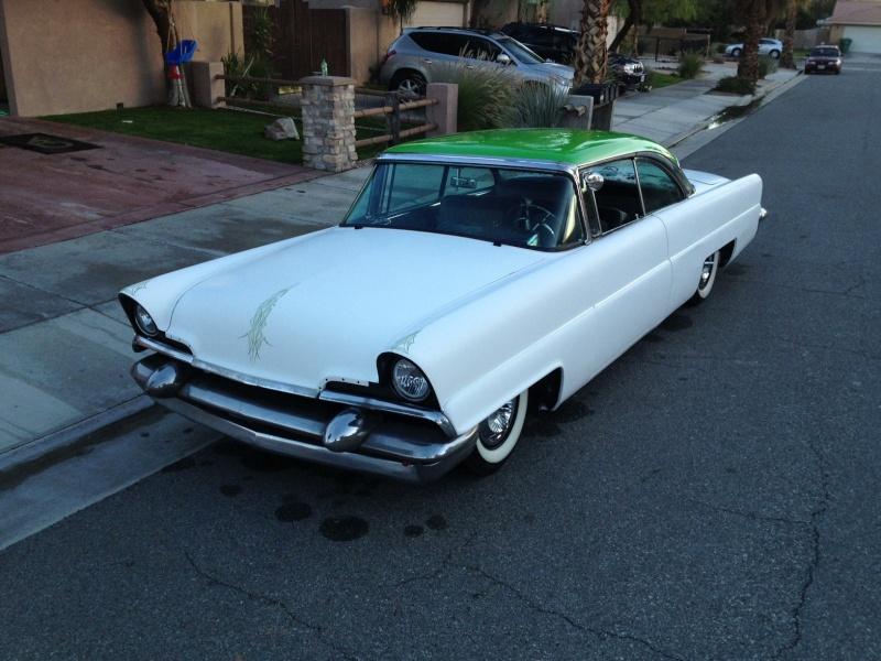 Lincoln 1956 - 1957 custom & mild custom - Page 3 Capric10