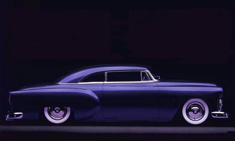 1954 Chevrolet - Cole Foster Cole-f15