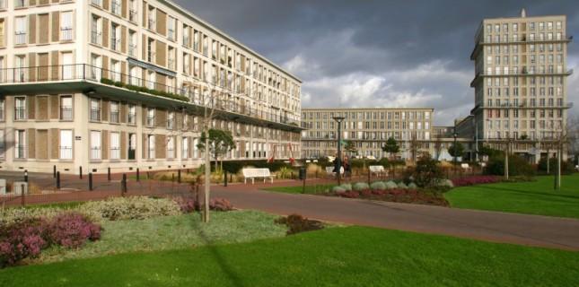 Le Havre - Ville 1950s Cpb_fr10