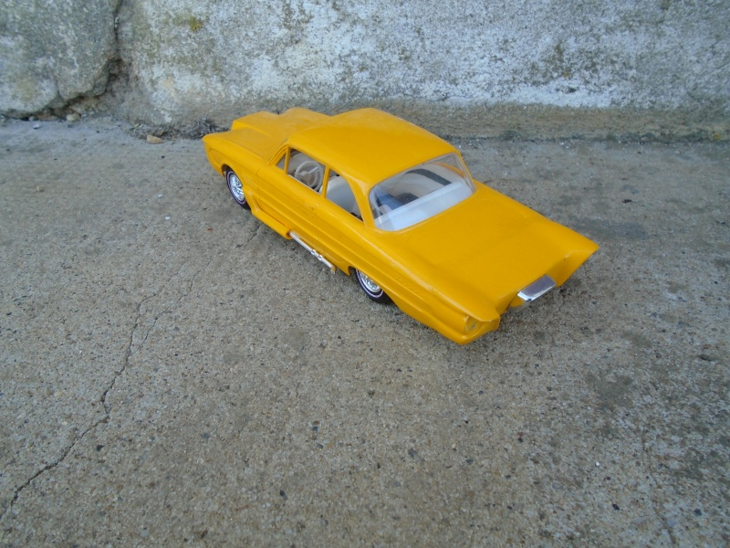 1962 Ford Falcon - Customizing Styline kit - 3 in 1 - Amt -  Dsc00066