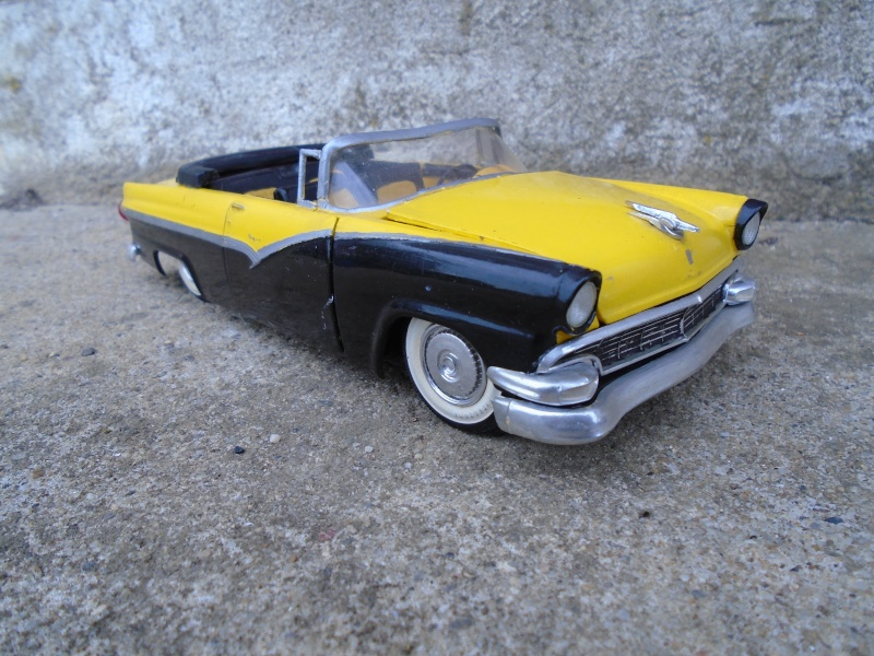 1956 Ford - Trophie series - customizing kit - amt Dsc00080