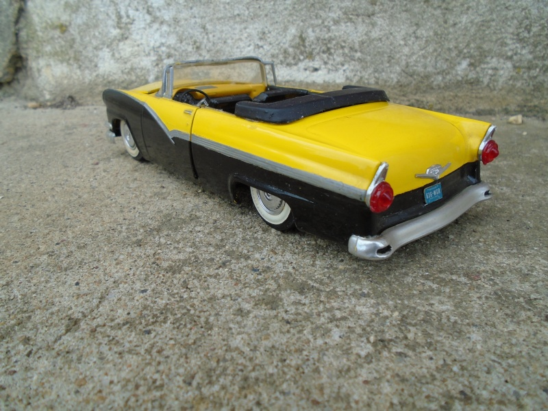 1956 Ford - Trophie series - customizing kit - amt Dsc00081