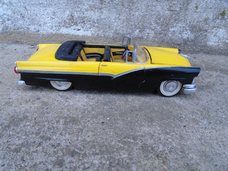 1956 Ford - Trophie series - customizing kit - amt Dsc00082