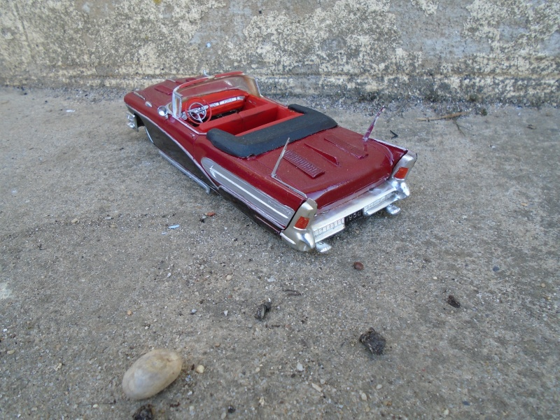 1958 Buick  Convertible - Customizing kit - Amt / SMP - Dsc00120