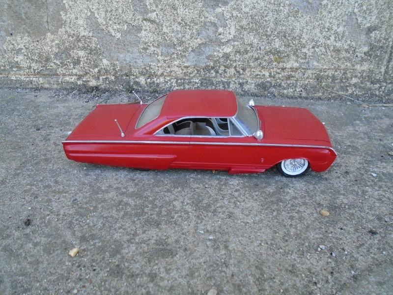 1964 Mercury Marauder Hardtop - Customizing kit - Amt Dsc00124