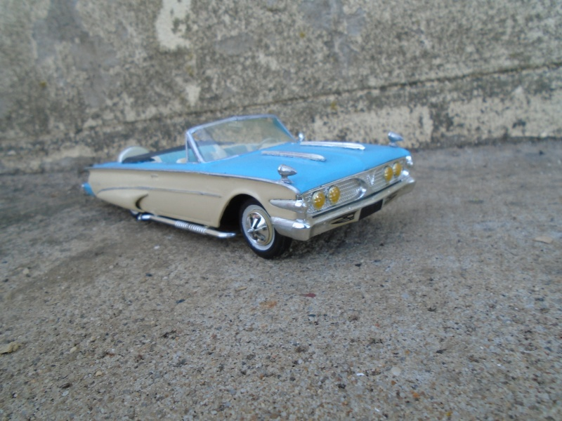 1960 Edsel convertible - AMT / SMP - customizing kit - 1/25 scale Dsc00222