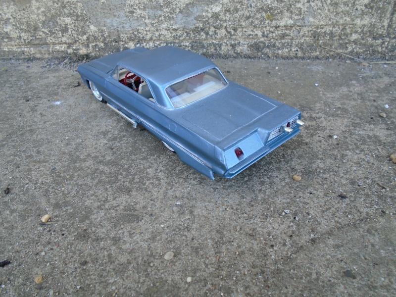 1963 Chevrolet SS - customizing kit - amt - 1/25 scale Dsc00229