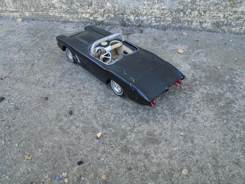 1962 Chevrolet Corvette - Customizing kit - Amt Dsc00232
