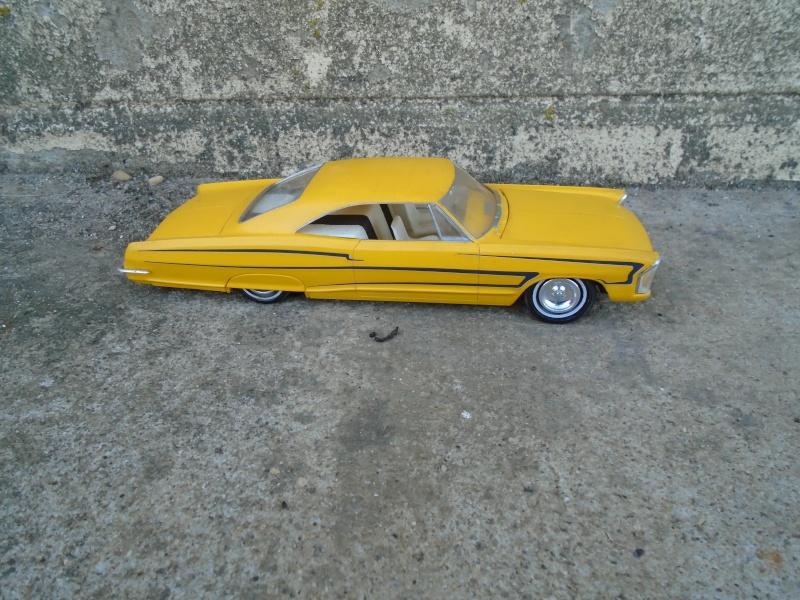 1965 Pontiac Bonneville - Customizing kit - AMT Dsc00242
