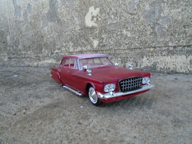 1961 Plymouth Valiant - Customizing kit - amt Dsc00253