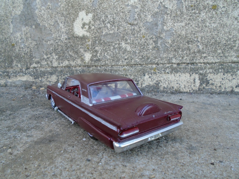 1963 Ford Fairlane - Customizing kit - amt - 1/25 scale Dsc00257