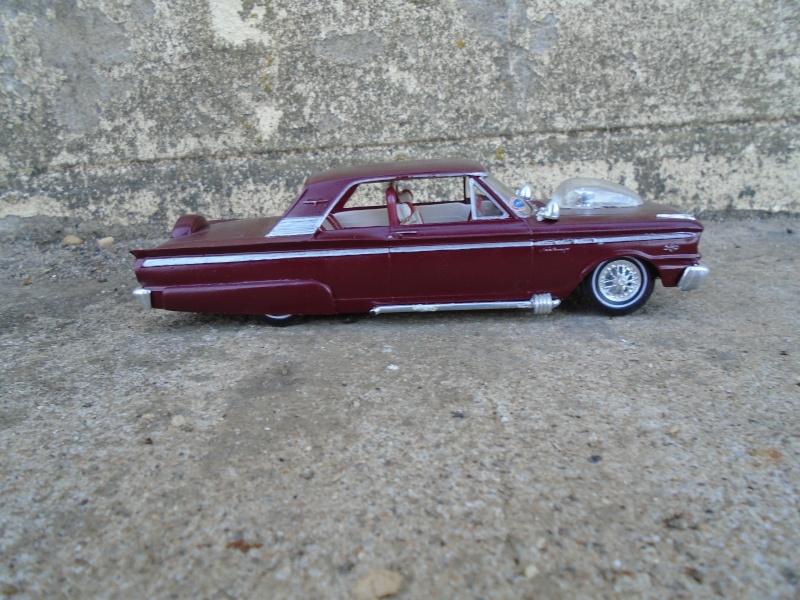 1963 Ford Fairlane - Customizing kit - amt - 1/25 scale Dsc00258