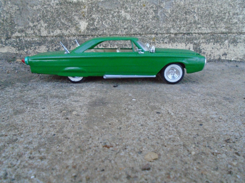 1963 Ford Galaxie - Customizing kit - 3 in 1 - Amt Dsc00261