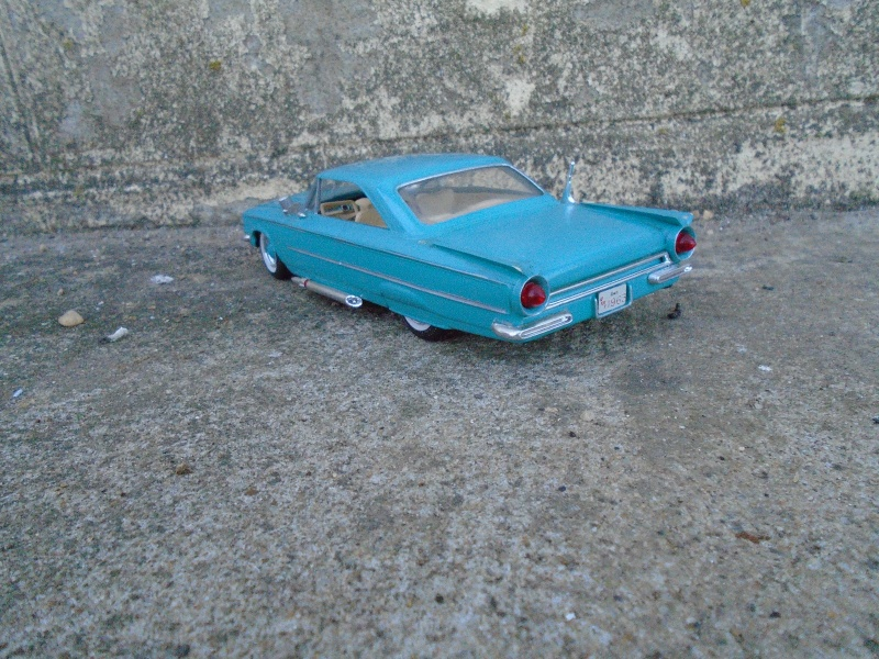 1963 Ford Galaxie - Customizing kit - 3 in 1 - Amt Dsc00263